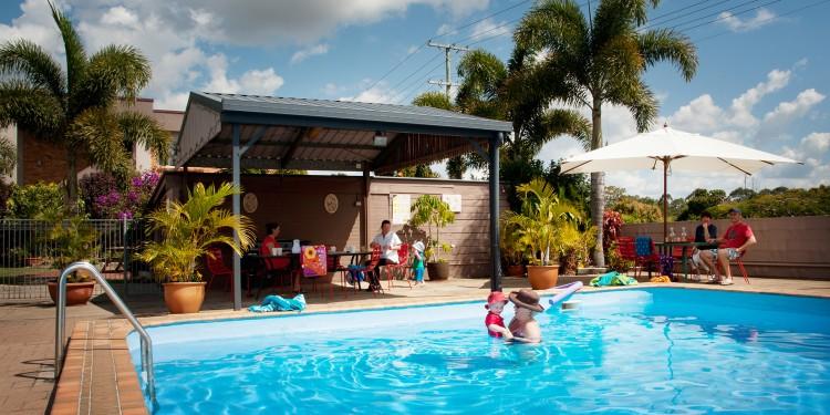 Maryborough Motel Pool