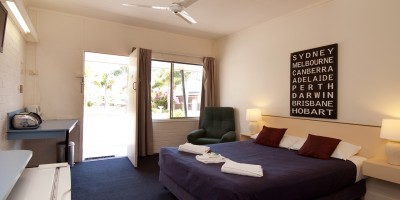 Maryborough Motel Standard Double Room
