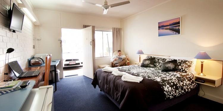 Maryborough Motel Superior SIngle Room